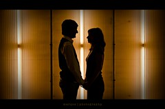 the nearness of you (marqos) Tags: wedding light love luz backlight engagement you silhouete casamento norahjones noivado silhueta casadamusica nearness