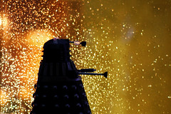 Why does it always rain on me? (Jeannie.H) Tags: wet sad dalek raining rainingagain hpad 251109