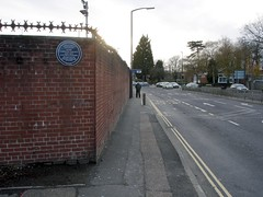 Photo of Caroline Haslett blue plaque
