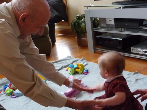 emma and papa