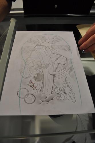 4153751491 ac56df3262 m Angel memorial tattoo designs | Tattoo Designs
