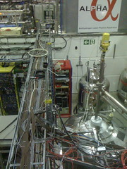 Alpha antiproton decelerator experiment