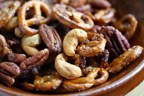 pretzel & nutmix