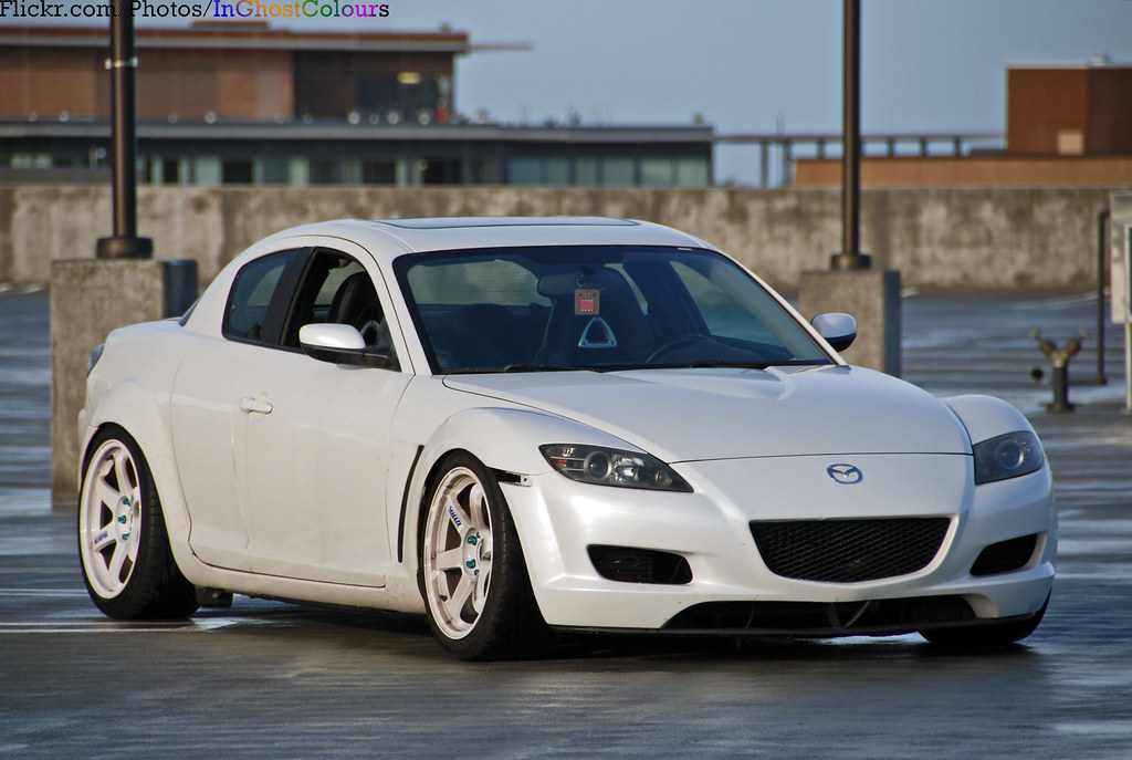 Fitted Mazda RX8 | StanceNation™ // Form > Function