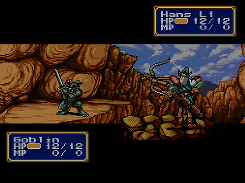 Shining Force (Virtual Console)