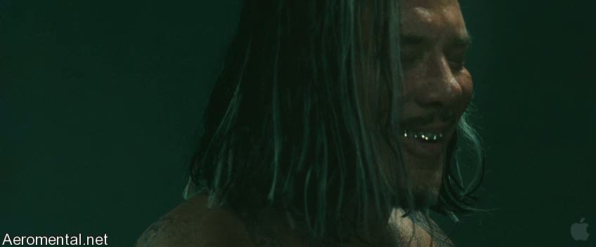 Iron Man 2 Trailer 2 Mickey Rourke smiling