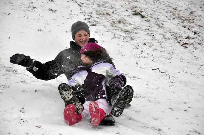 sledding 24