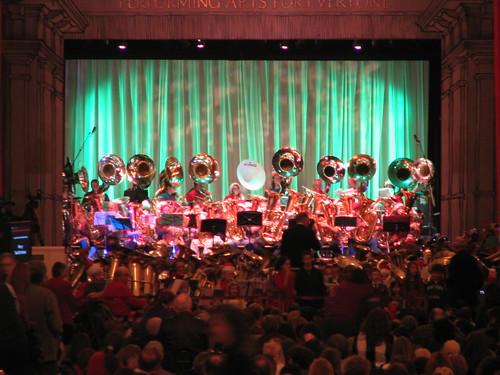 Tuba Performance