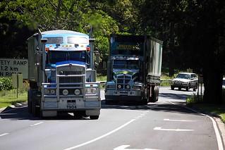 Toowoomba trucks