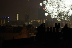 New Year's Eve in Rotterdam, 2009