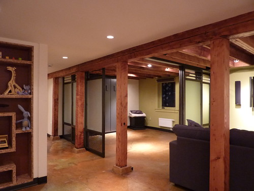 Basement Design Ideas Designing Any Room Can Be Tough But Basement Remodeling Specialists Motionspace Architecture Design