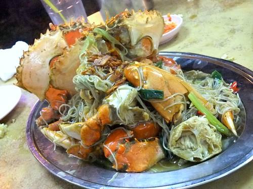 Famous Crab Bee Hoon