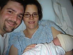 Ben, Annie, & Charlotte