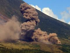 Mayon Volcano IX (tristanskye) Tags: nature volcano philippines mayon eruption erupting albay mayonvolcano legazpicity legaspicity