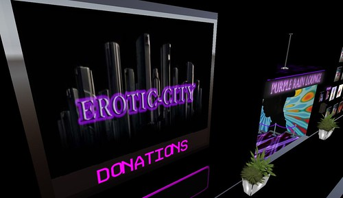 erotic city party in second life