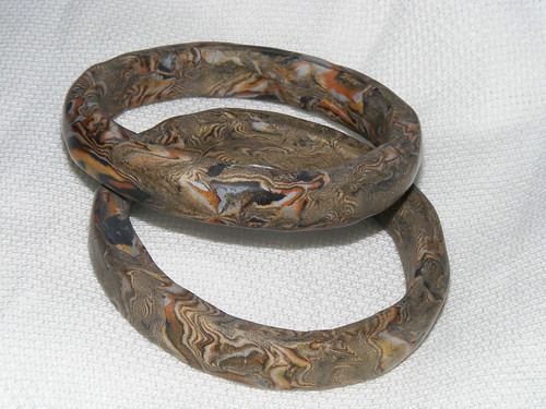Bangles with Pardo Jewelry Clay