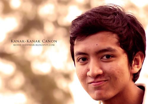 Kanak-kanak Canon