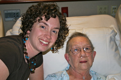 Kelly & Grandma