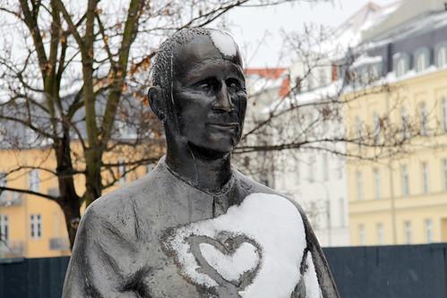 Brecht mit Herz