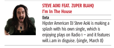STEVEAOKI MUSICWEEK PLAYLIST