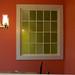 Painted Interior Window