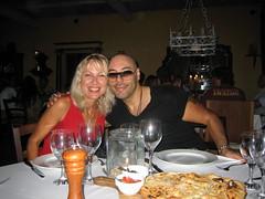 Helienne and Roger Sanchez