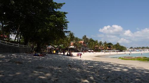 Koh Samui Chaweng Beach south コサムイ チャウエンビーチ南8