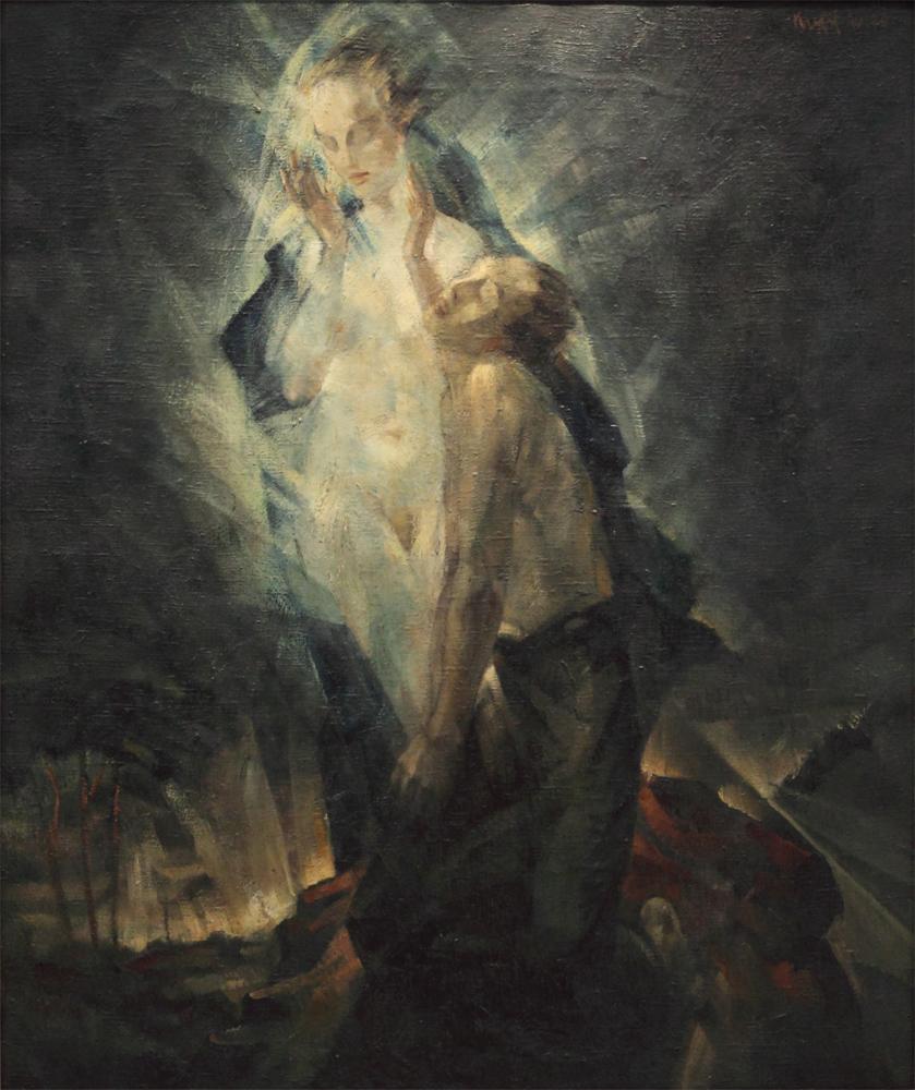 Maxim Kopf, The Pilgrim, 1920
