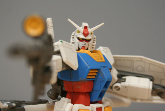 HG 1/144 RX-78-2 Gundam Ver 30th - Complete!