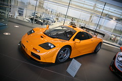 Mclaren F1 LM (chris_swatton) Tags: woking technology centre papaya headquarters f1 racing mclaren lm xp1 xp1lm