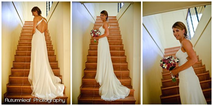 Lea and Todd's Wedding - Bride Portrait