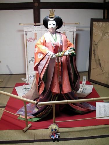 Inside Hokyoji
