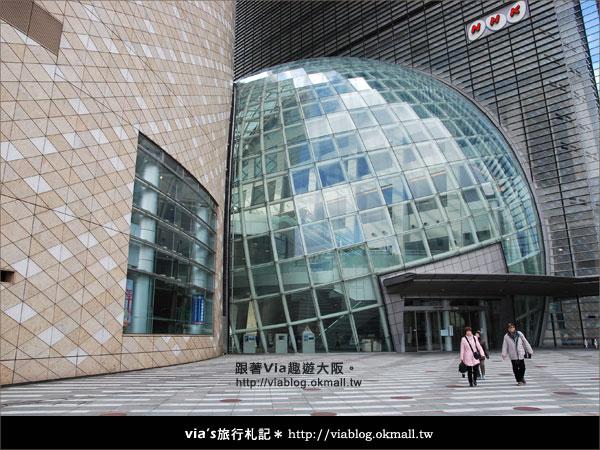 【via關西冬遊記】大阪歷史博物館~探索大阪古城歷史風情27