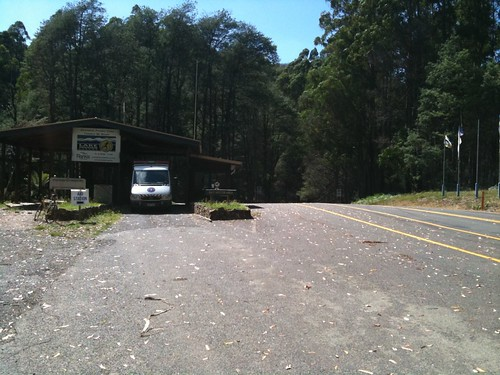 Lake Mountain toll gates