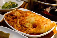 unfermented kimchi