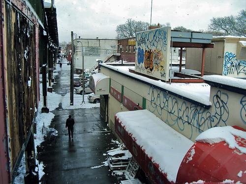 Snow Day 2 - Up McDonald