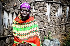 Wating Part 2... (LindsayStark) Tags: africa travel portrait people woman ethiopia elders humanrights humanitarian humanitarianaid waraffected conflictaffected gambella