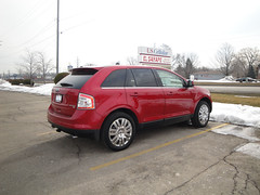 2010 Ford Edge - Right Rear