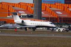 HB-JEV - 5040 - Private - Gulfstream G550 - Luton - 100308 - Steven Gray - IMG_7977