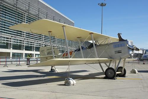Breguet XIV - IMGP3436