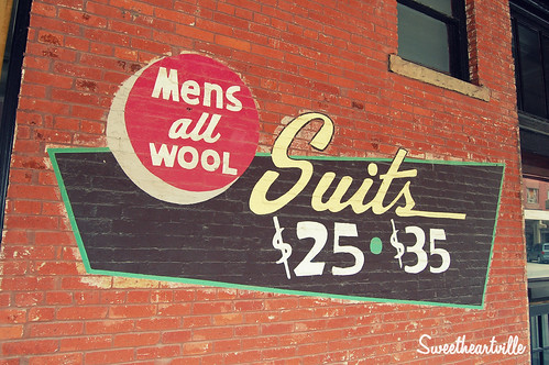 all wool suits