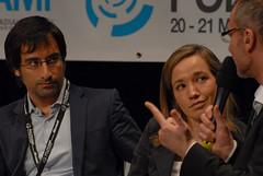 Diskussion zu Netzsperren mit Dr. Kristina Schröder