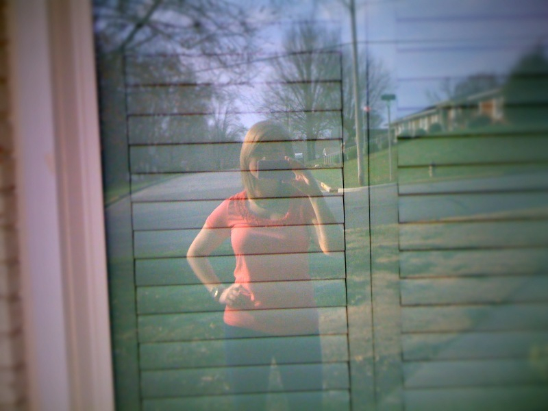Springtime shutters