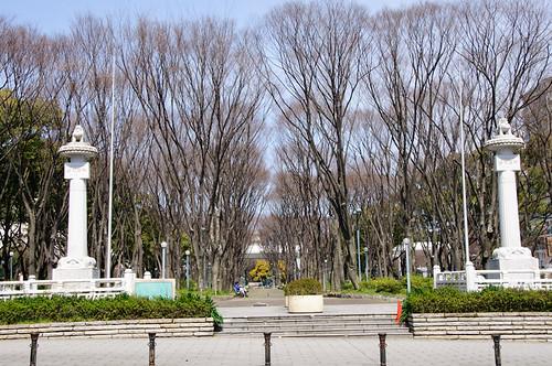 Nanjin plaza