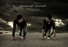 Challenge Yourself [ Explore ] (Abdulrahman Alyousef [ @alyouseff ]) Tags: photo yahoo flickr yourself challenge  2010          abdulrahman          alyousef