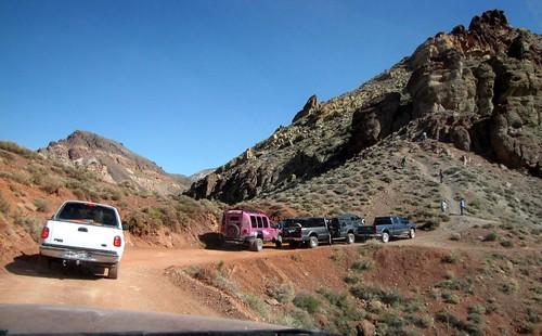 Titus Canyon Drive-6
