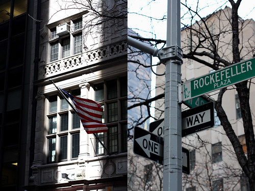 NYC-diptych