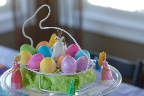 Easter/Birthday Centerpiece