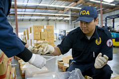 Seafood: FDA_Inspector_LA_2708 (The U.S. Food and Drug Administration) Tags: fish sushi shrimp shellfish seafood tuna clams sardines sanitation fishery histamine botulism foodsafety inspections internationalwaters clostridiumbotulinum foodimports scombrotoxinpoisoining