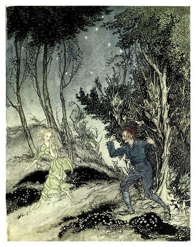 017-Peer Gynt  a dramatic poem - Arthur Rackham